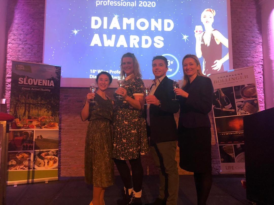 WP Diamond Awards 2020